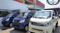 Teraco 100 động cơ Mitsubishi Tech Nhật Bản, máy xăng, ga điện, tay lái trợ lực điện, cabin lớn
