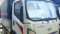 Bán Teraco T240L động cơ Isuzu, mạnh mẽ với turbo tăng áp, thùng mui bạt 5 bủng mở dài 4m3