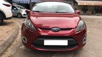 Cần bán xe Ford Fiesta 2012 số tự động, màu đỏ, chính chủ