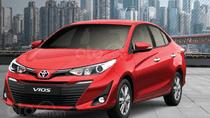Bán Toyota Vios 1.5G 2019, màu đỏ giá cạnh tranh