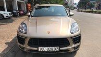 Bán Porscher Macan 2016 màu ghi vàng