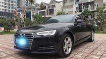 Cần bán xe Audi A4 sản xuất năm 2017, màu xanh lam, xe nhập như mới
