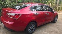 Cần bán gấp Kia Rio đời 2014, màu đỏ, nhập khẩu nguyên chiếc chính chủ giá cạnh tranh