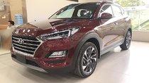 Bán Hyundai Tucson 1.6 AT Turbo sản xuất năm 2019, màu đỏ