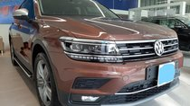 Volkswagen Tiguan nâu và xanh rêu - Phiên bản giới hạn