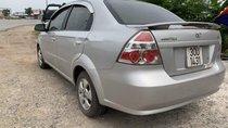 Bán lại xe Daewoo Gentra AT đời 2009, màu bạc, xe nhập