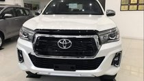 Cần bán Toyota Hilux đời 2019, màu trắng, nhập khẩu, giá tốt