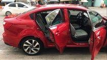 Bán ô tô Kia Rio năm 2015, màu đỏ, xe nhập ít sử dụng