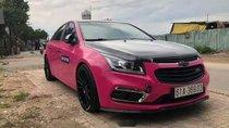 Cần bán Chevrolet Cruze AT năm sản xuất 2017, màu hồng