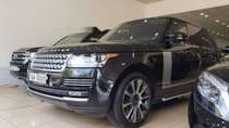 Bán lại xe LandRover Range Rover Autobiography LWB 5.0L V8 Supercharged đời 2014, màu đen