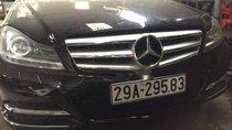 Bán ô tô Mercedes C200 2011, màu đen như mới