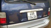 Bán ô tô Toyota Zace đời 2001, nhập khẩu