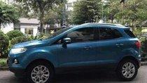 Bán Ford EcoSport 1.5AT đời 2016, màu xanh lam