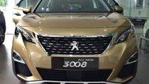 Bán Peugeot 3008 1.6AT đời 2019, màu vàng