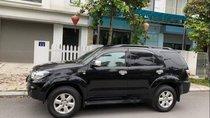 Xe Toyota Fortuner AT năm sản xuất 2011, màu đen giá cạnh tranh