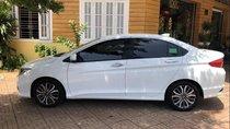 Bán Honda City năm sản xuất 2017, màu trắng như mới, giá 578tr