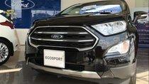 Bán ô tô Ford EcoSport Titanium đời 2019, màu đen giá cạnh tranh