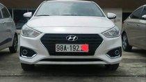 Chính chủ bán lại xe Hyundai Accent 1.4MT đời 2018, màu trắng, nhập khẩu