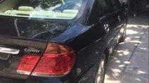 Bán ô tô Toyota Camry đời 2005, màu đen