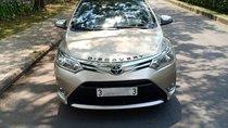 Cần bán Toyota Vios 1.5E đời 2017, sử dụng kĩ, bán gấp 460 triệu