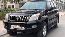 Xe Toyota Prado GX 2.7 AT 2008, màu đen, nhập khẩu còn mới