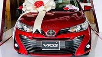 Cần bán xe Toyota Vios 1.5G sản xuất năm 2019, màu đỏ