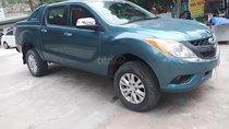 Bán Mazda BT 50 3.2 sản xuất năm 2014, màu xanh lam, nhập khẩu Thái, giá tốt