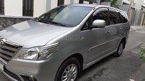 Cần bán Toyota Innova 2.0E năm sản xuất 2015 số sàn
