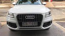 Bán Audi Q5 2.0 AT đời 2013, màu trắng, xe nhập