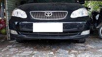Cần bán gấp Toyota Corolla altis năm 2007, màu đen