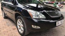 Cần bán gấp Lexus RX 350 đời 2007, màu đen, nhập khẩu