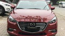 Bán xe Mazda 3 1.5 Facelift đời 2017, màu đỏ