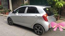Xe Kia Morning sản xuất 2015, màu bạc, xe gia đình, giá chỉ 250 triệu