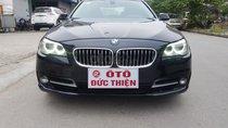 Bán BMW 535i đời 2014, màu đen, nhập khẩu