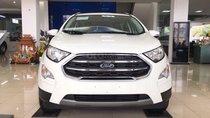 Ford Ecosport giá siêu ưu đãi tặng tiền mặt, BHTV, dán kính cách nhiệt, trải sàn da chống cháy