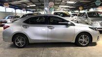 Bán Corolla Altis 2016 màu bạc, 1.8G AT, LH 0907969685