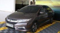 Cần bán xe Honda City 1.5AT năm 2016, màu nâu, giá 498tr