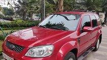 Cần bán lại xe Ford Escape XLS 2.3L 4x2 AT sản xuất năm 2011, màu đỏ
