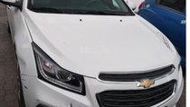 Ngân hàng bán đấu giá Chevrolet Cruze AT đăng ký 2017, màu trắng chính chủ, giá 405tr