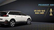 Thaco tung khuyến mại nhân dịp bộ đôi Peugeot 3008 và 5008 đạt 5.000 xe tại Việt Nam