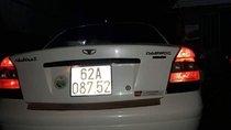 Bán Daewoo Nubira MT năm 2004, màu trắng, 4 vỏ mới