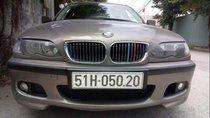 Bán BMW 3 Series 2.0AT năm sản xuất 2004, xe nhà đang sử dụng