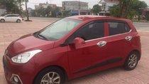 Bán Hyundai Grand i10 1.0 AT sản xuất năm 2016, màu đỏ, đã đi 41730 km
