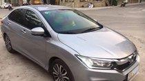 Cần bán gấp Honda City 1.5 CVT sản xuất năm 2017, màu bạc, giá chỉ 555 triệu
