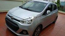 Cần bán gấp Hyundai Grand i10 2014, màu bạc, xe nhập, giá tốt