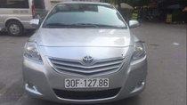Bán Toyota Vios G  AT đời 2011, màu bạc, giá 395tr