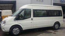Ford Thủ Đô báo giá xe Ford Transit KM lên đến 120tr, trả góp 80% giao xe toàn quốc, gọi ngay 0975434628