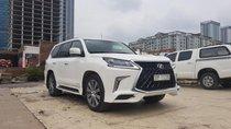 Cần bán Lexus LX 570 Super Sport sản xuất 2015, màu trắng, đăng ký cá nhân