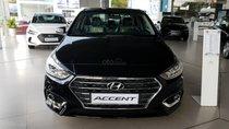 Bán Accent số tự động giao ngay, giá chỉ 499tr, màu đen mạnh mẽ tại Hyundai Tây Đô-Hyundai Cần Thơ