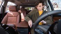 Chevrolet trình làng công nghệ bắt buộc thắt dây an toàn